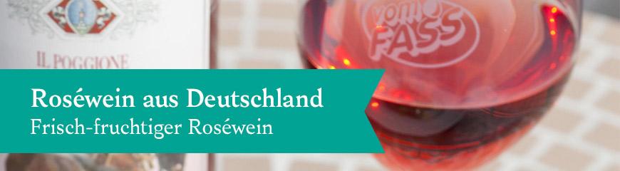 Deutsche Roséweine