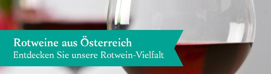 Österreichische Rotweine