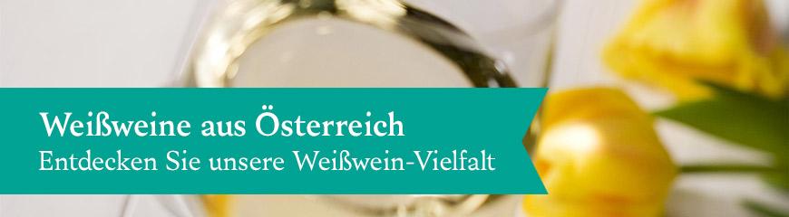 Österreichische Weißweine