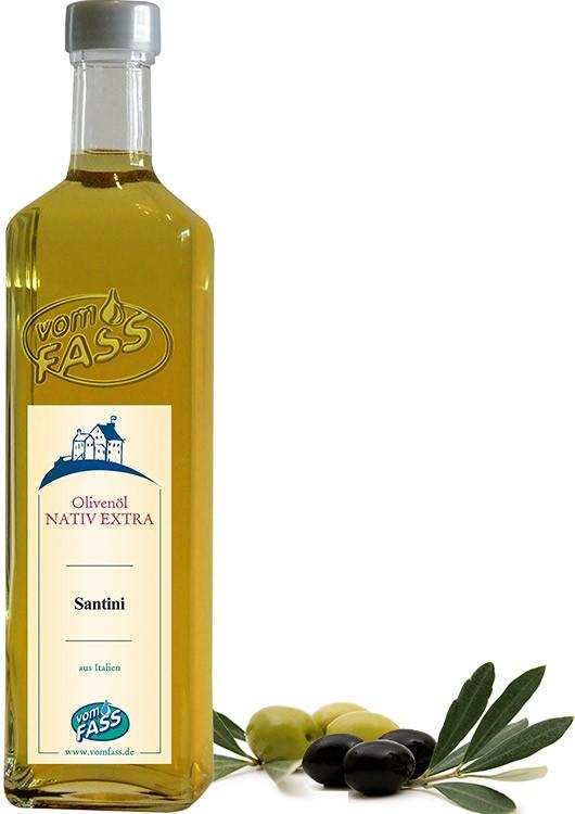 Santini natives Olivenöl extra (Italien)