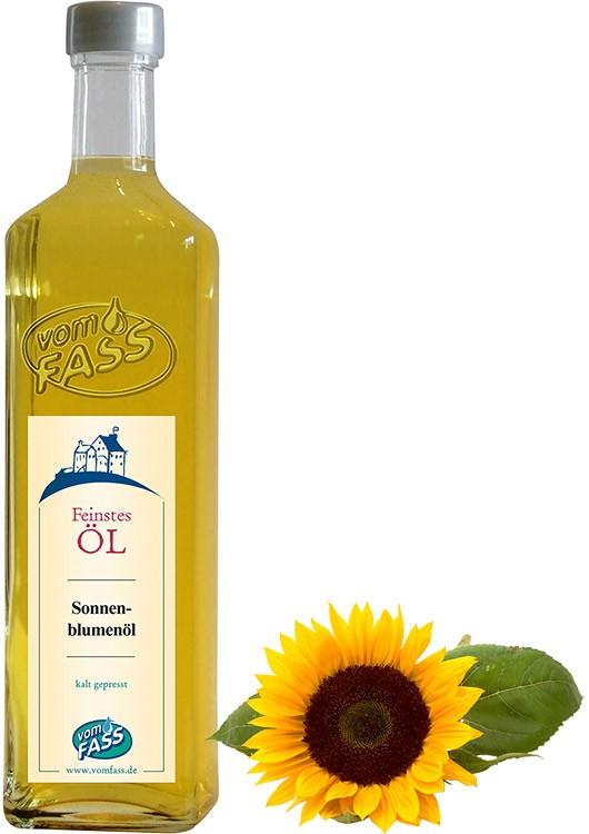 Bio Sonnenblumenöl online bestellen