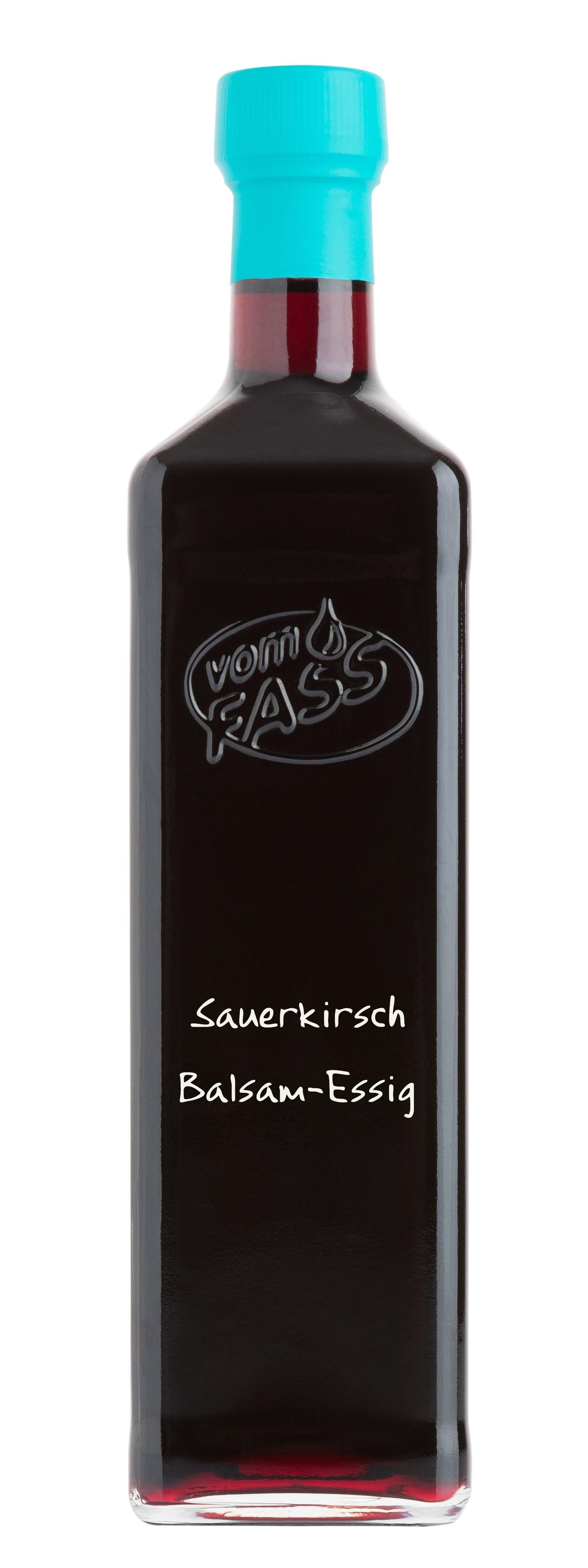 Sauerkirsch Balsam-Essig