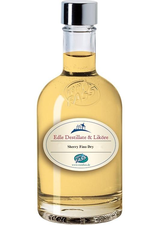 Fino Dry Sherry vom Fass Aperetiv Sherry