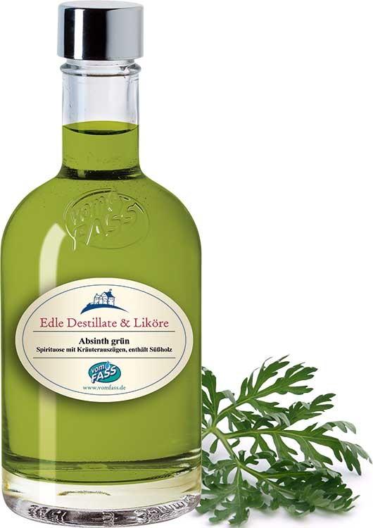 Absinth grün