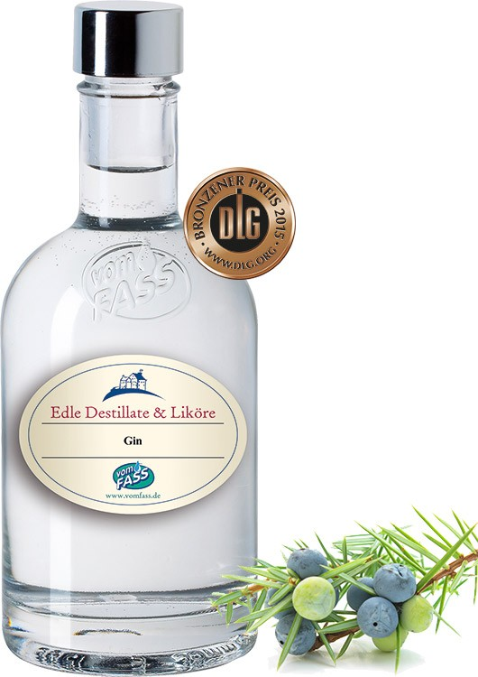 """Harry's Finest"" London Dry Gin"