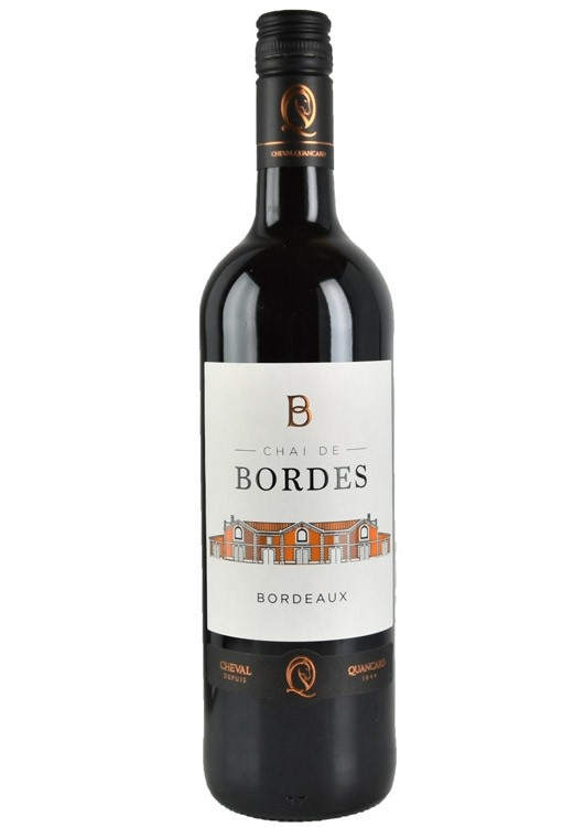 2016 Chai de Bordes Rouge