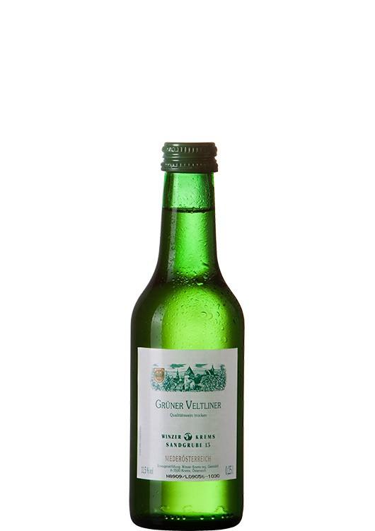 Grüner Veltliner (kleine Flasche)