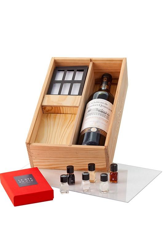 Geschenkset: Le Nez du Vin Aromaschule