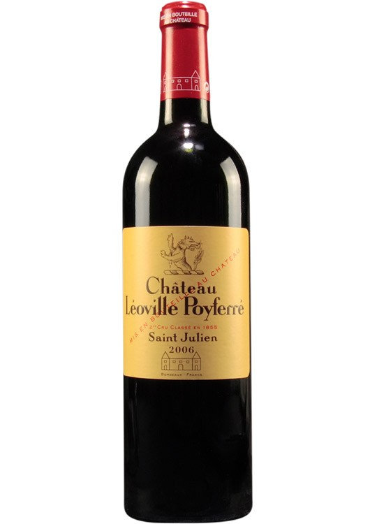 2006 Château Leoville Poyferre, 2ème Grand Cru Classé