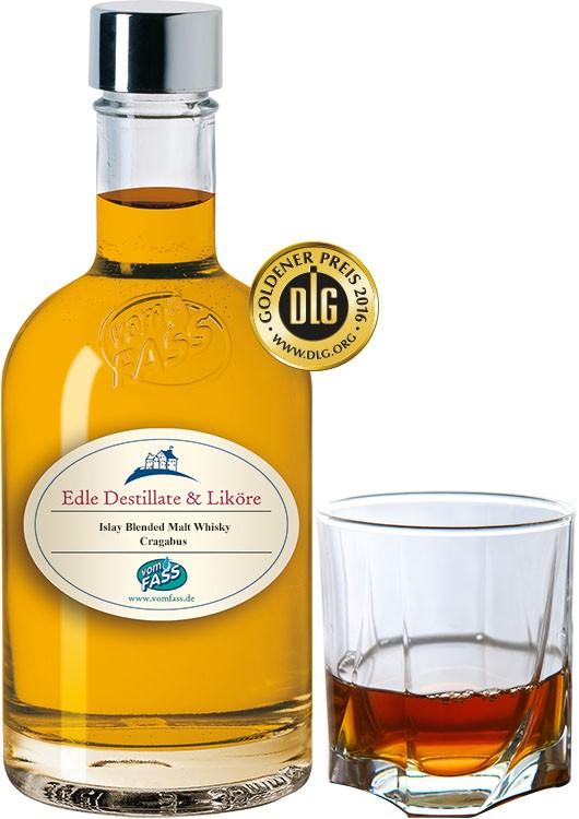 "Islay Blended Malt Whisky ""Cragabus"""