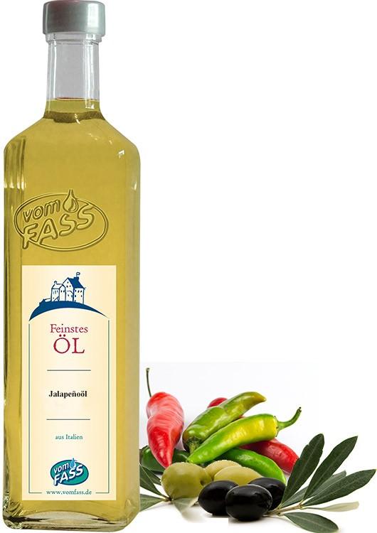 Jalapenoöl kaufen vom Fass