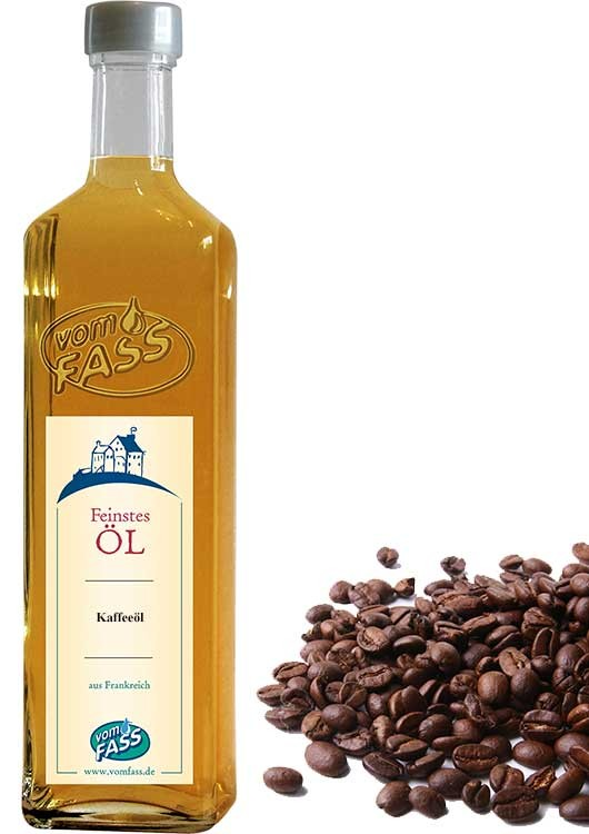 Kaffeeöl - Costa-Rica Kaffee in Traubenkernöl
