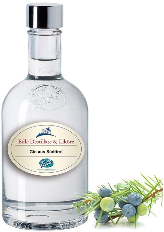 Gin aus Südtirol