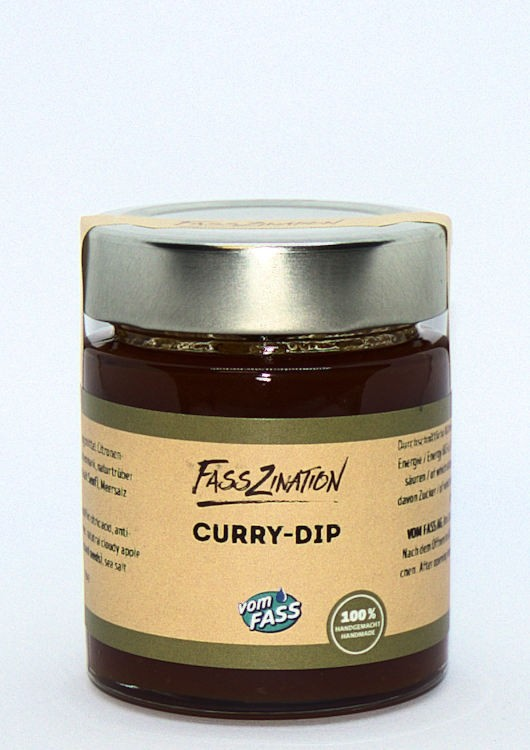 Curry-Dip