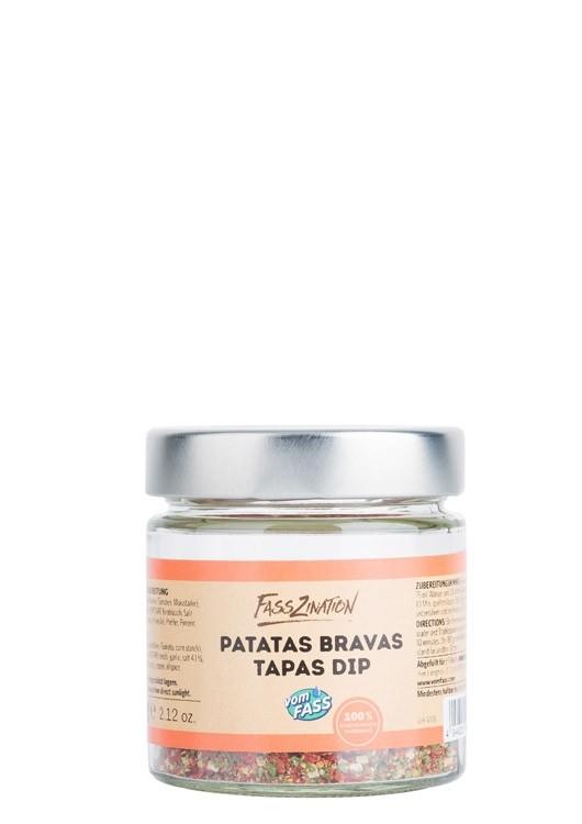 Patatas Bravas - Tapas-Dip