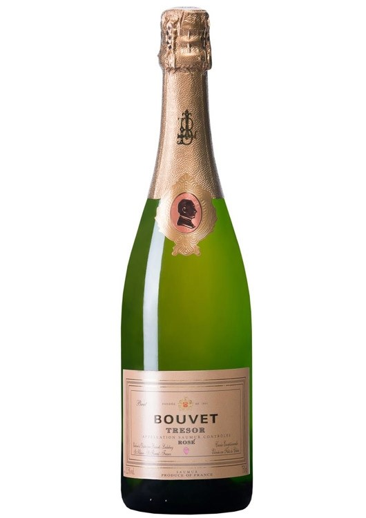 Tresor Rosé Saumur brut - Bouvet Ladubay