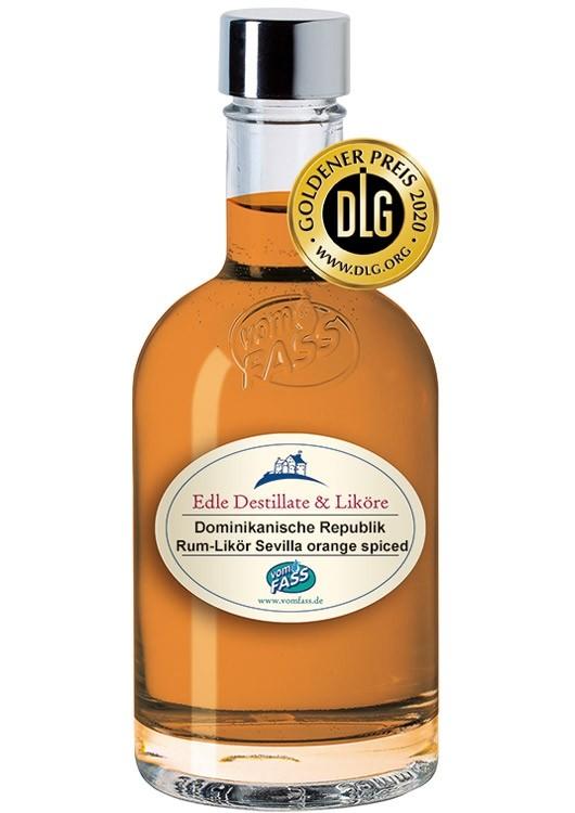 Sevilla orange spiced Rum-Likör