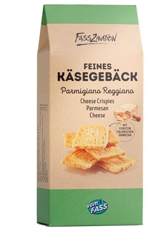 Käsegebäck Parmigiano Reggiano