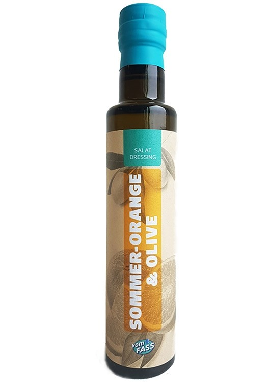 Dressing Sommer-Orange & Olive