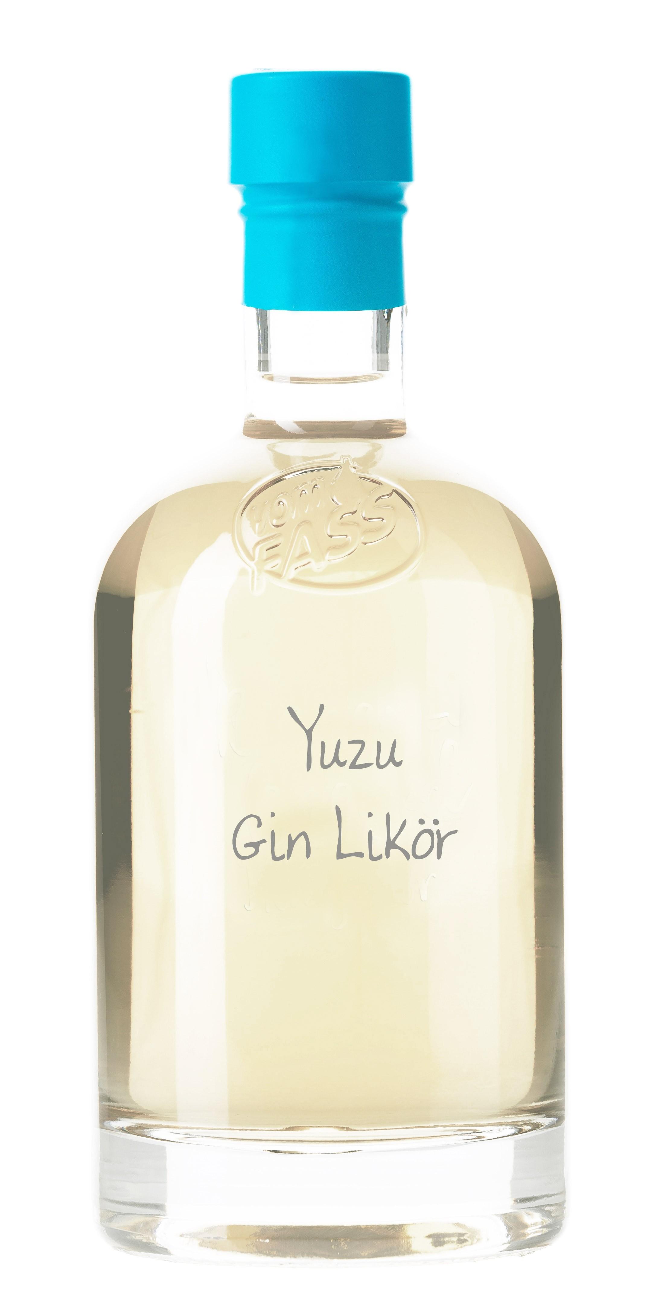 Ichiban Yuzu Gin-Likör