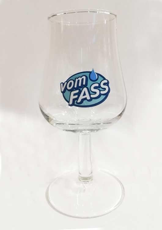 vomFASS Glas