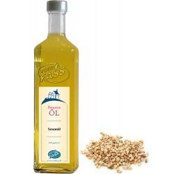 Sesamöl vierge aus gerösteter Saat