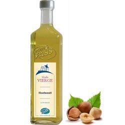 Haselnussöl vierge aus gerösteten Nüssen