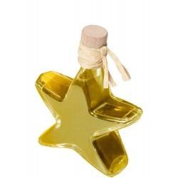 Orangenöl in Sternflasche (200 ml)