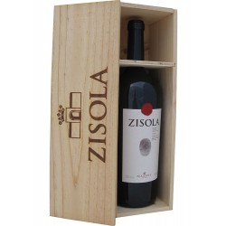 2017 Zisola Nero d'Avola Magnumflasche