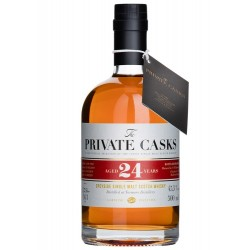 Speyside Single Malt Scotch Whisky Distilled at Tormore Distillery Single Cask, 24 Jahre (500 ml) #L1902031