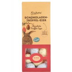 Schokoladen-Trüffel-Eier