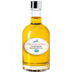 Coconut Spiced Rum-Likör