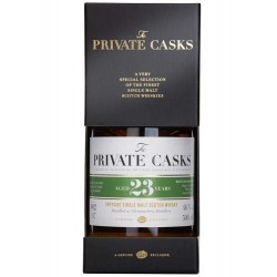 Speyside Single Malt Scotch Whisky Distilled at Glentauchers Distillery Single Cask, 23 Jahre, (500 ml) # 1900014