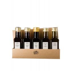 Probier- und Geschenkset: Kleine Essig- und Öl-Vielfalt