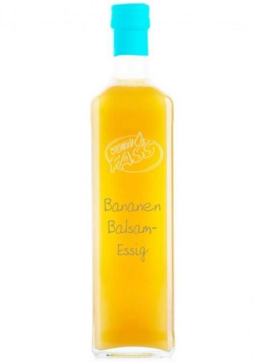 Bananen Balsam-Essig