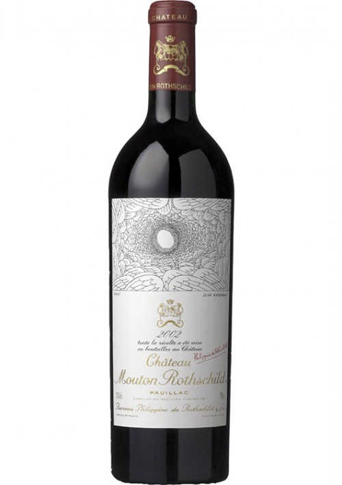 2002 Château Mouton-Rothschild Premier Grand Cru Classé