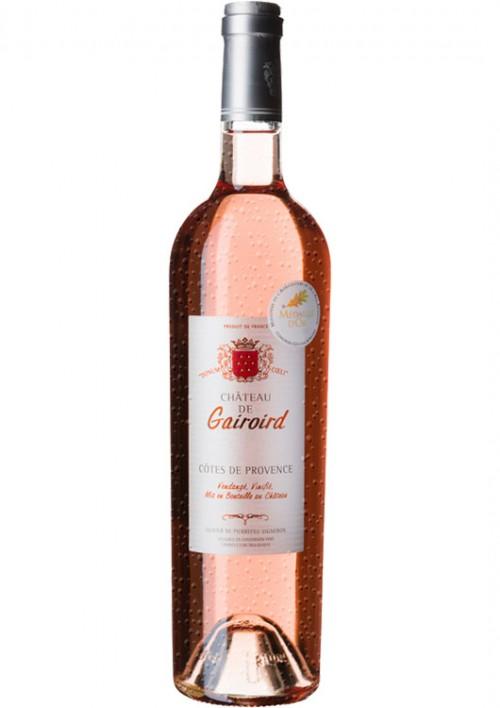 2019 Château de Gairoird Côtes de Provence Rosé