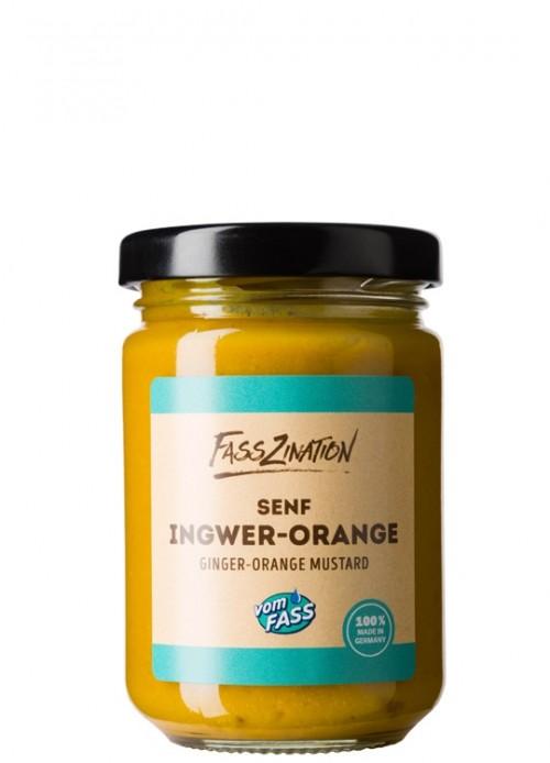 Ingwer-Orangen-Senf