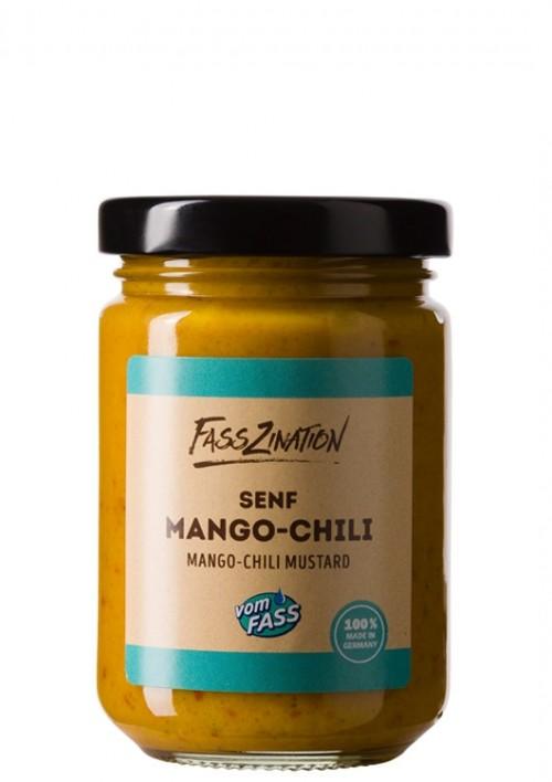 Mango-Chili-Senf
