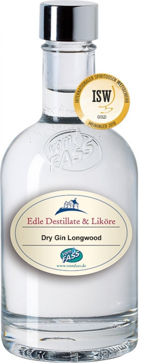 Gin Longwood17 Small Batch Dry Distilled