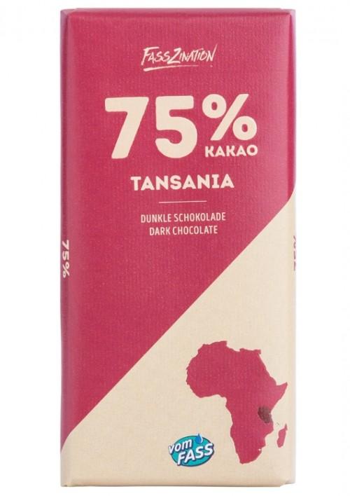 Tansania 75 % Kakao