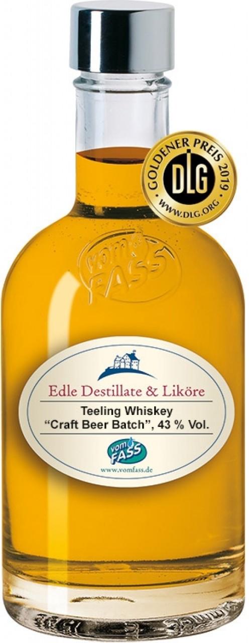 "Teelings ""Craft Beer Batch"" Small Batch Irish Whiskey"