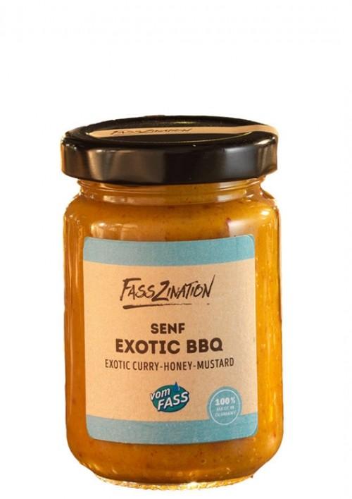Senf Exotic BBQ