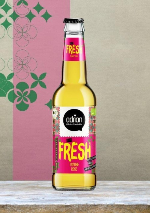 Adrian fresh Traube Rose, Bio