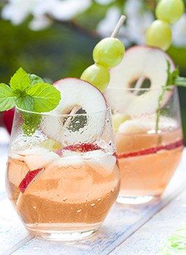Getränke mit Alkohol