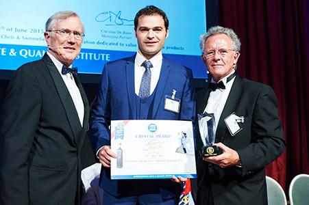 VOM FASS erhält Crystal Taste Award